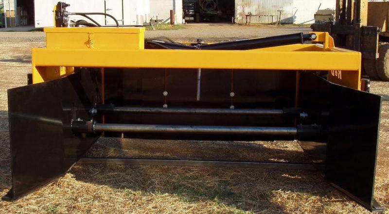 Asphalt Trench Paver | R & D Hydraulics
